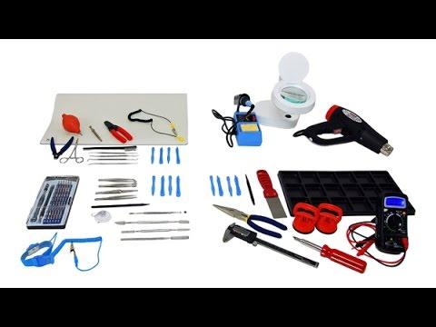 Mobile Phone Repairing Tools & Equipment | List of Mobile