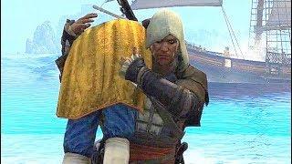 Assassin's Creed 4 Black Flag Legendary Master Edward Stealth Kills Only Ultra Settings