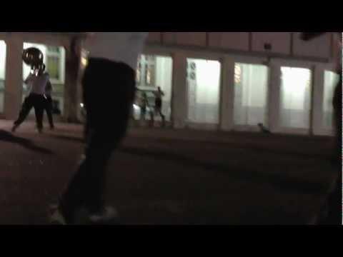 VICCB 2012. Suatu malam di quadrangle