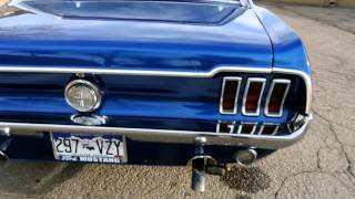 1967 Mustang For Sale ABSOLUTELY BEAUTIFUL!! (Colorado)