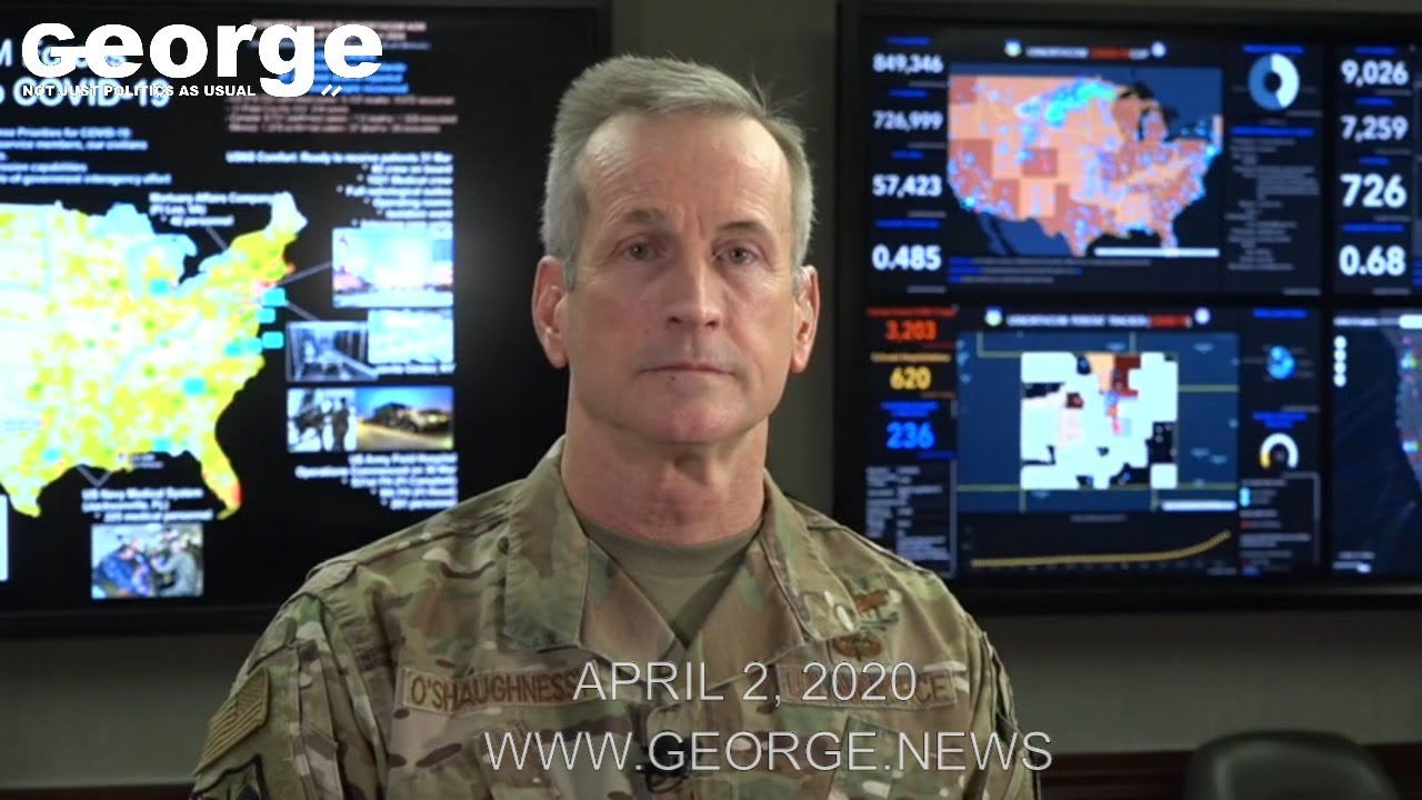 General Terrence J. O'Shaughnessy, FOX Business Interview with Maria Bartiromo, April 2, 2020