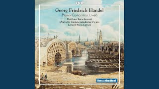 Keyboard Concerto No. 15 in D Minor, HWV 304: II. Organo adagio ad libitum