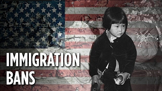 The Dark History Of Immigration Bans In The U.S.