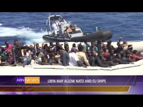Libya May Allow NATO And EU Ships