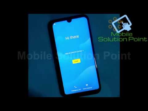 Oppo F7 CPH1819 Frp (Google Account) And Password Lock