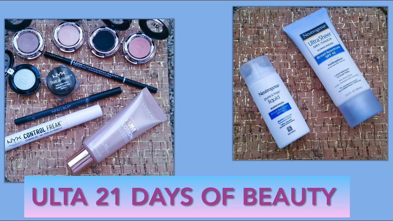 9c11b75aae7 Vlog Friday With Me / Embarssing Story / Ulta 21 Days Of Beauty Haul ...