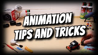 Animation Tips and Tricks Video