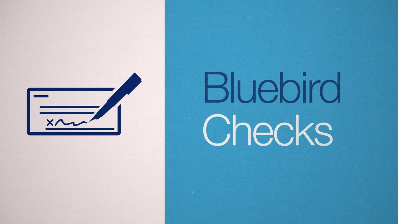 Bluebird By American Express Is A Financial Account With Flexible Features  & Tools: Bluebird Checks