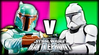 Star Wars Battlefront 2 Gameplay | Ep.9 Boba vs Clones!