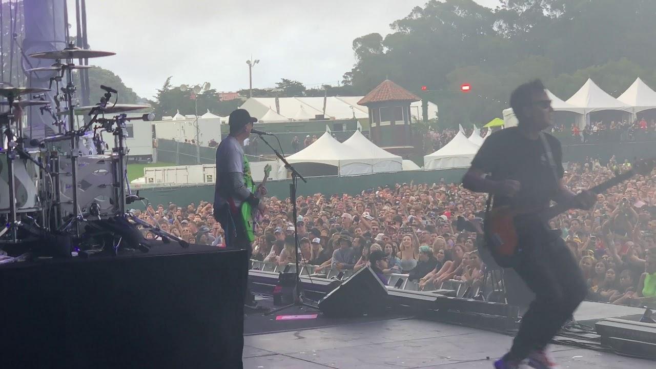 Download blink-182 - I Miss You (live) at Outside Lands - Aug 9, 2019