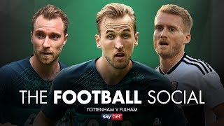 Download Video Tottenham 3-1 Fulham | Trippier scores STUNNING free-kick! | The Football Social #AD MP3 3GP MP4