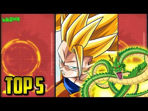 7 SSRS IN ONE MULTI!? TOP 5 HIGHEST DOKKAN BATTLE SSR MULTI SUMMONS!