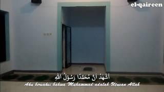 adzan subuh masjid Nurul Hasanah (Green Sentul Recidence) oleh pa Hadi 2017 Video