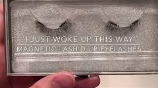 LASH'D Up magnetic lashes