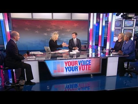 Vice Presidential Debate 2012 Winner: Joe Biden, Paul Ryan: Who Won? Brazile, Dowd, Wallace Discuss