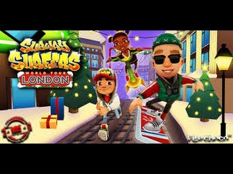 SUBWAY SURFERS -LONDON- CHEATS *no Root* [NEW UPDATE]