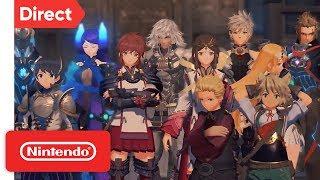 Xenoblade Chronicles 2: Torna ~ The Golden Country & More! | Nintendo Direct 9.13.2018