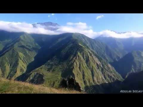 Чечня. Красота горной Чечни