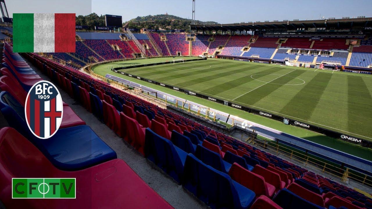 Stadio Renato Dall Ara Bologna Fc 1909 Youtube