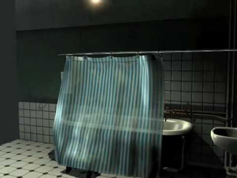 Blender game engine bathroom demo youtube for How to demo a bathroom
