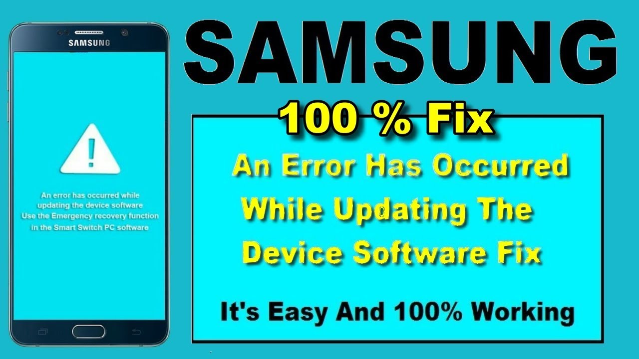 SM-G532F Flashing Failed, Fix Use Emergency Recovery Function Smart Switch  PC Software Kie, Tahir Tv