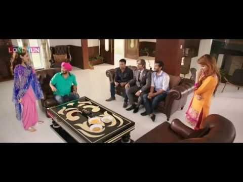 Best Comedy scenes from punjabi movie - Munde Kamaal De--Part-2