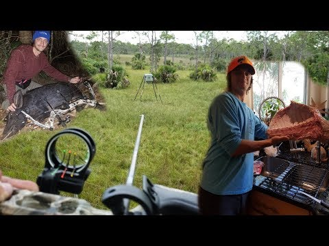 My FIRST Hog | Florida WMA Hunting {Catch Clean Cook}