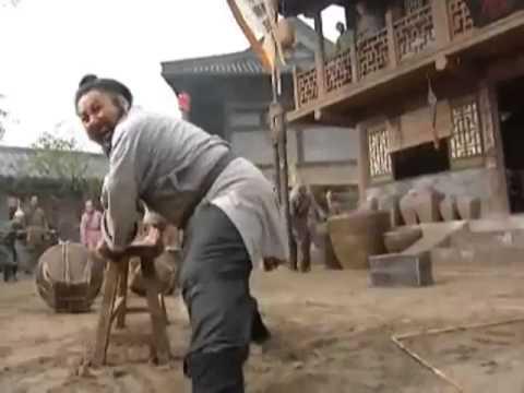 Clip - Võ Tòng dùng túy quyền đánh Tưởng Môn Thần