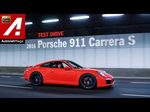 Review Porsche 911 Carrera S facelift 2016 di Singapore by AutonetMagz