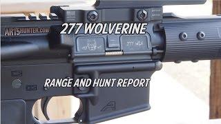 .277 Wolverine Range and Hunt Report