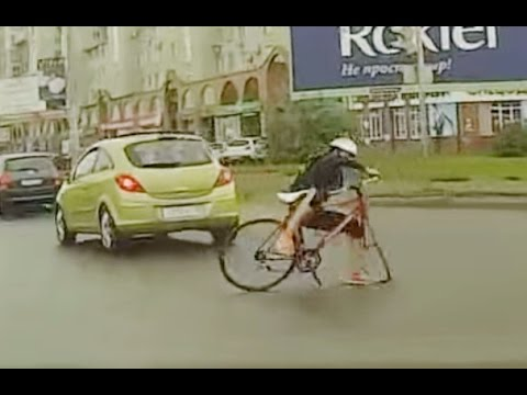 Bike crash compilation - 1