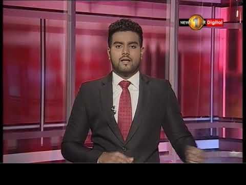 News 1st: Prime Time Sinhala News - 10 PM | (11-03-2018)