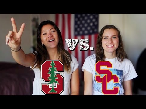 Life at Stanford & USC: What We Haven't Told You (feat. Cath in College!)