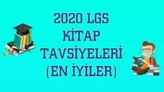 2020 LGS KİTAP TAVSİYELERİ #TÜMDERSLER