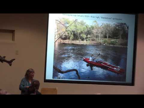7.A. Hydrologic Conditions Report --Fay Baird, SRWMD
