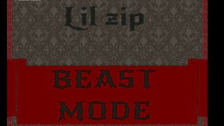 Download Lil Zip - Beast Mode (Freestyle) MP3 song and Music Video