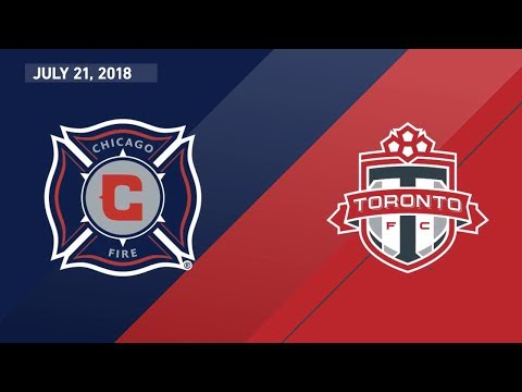 HIGHLIGHTS: Chicago Fire vs. Toronto FC | July 21, 2018