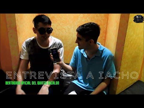 """Entrevista a Iacho/""""El beatboxer del momento"""" ¿Cobras por hacer BeatBox?"""