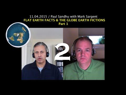 Flat Earth Clues Interview 37 Part 2 – Wake up & Live Radio via Skype Video