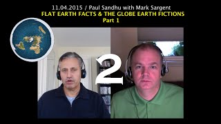 Flat Earth Clues Interview 37 Part 2 - Wake up & Live Radio via Skype Video