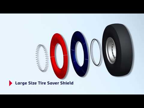 Hutchinson Tire Saver Shield