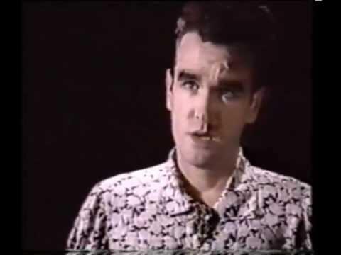Morrissey   Part I Earsay 1984