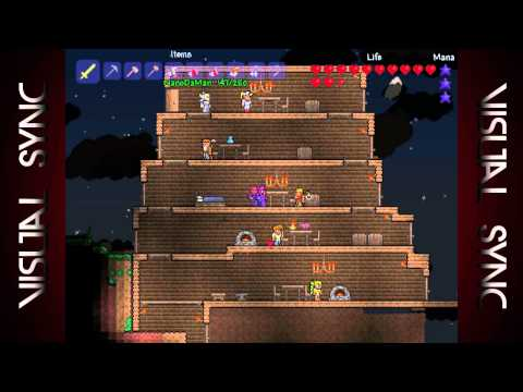 Download Terraria Bosses Eye Of Cthulhu Eater Of Worlds How