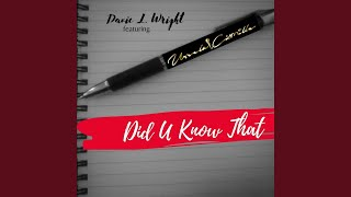 Did U Know That (feat. Ursela Camille)
