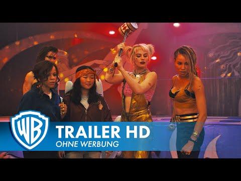 Falsch: BIRDS OF PREY: THE EMANCIPATION OF HARLEY QUINN - Trailer #1 Deutsch HD German (2020)