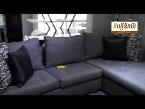 Dfurniture New Promotion Carl Carl Sofa Buy One Get One