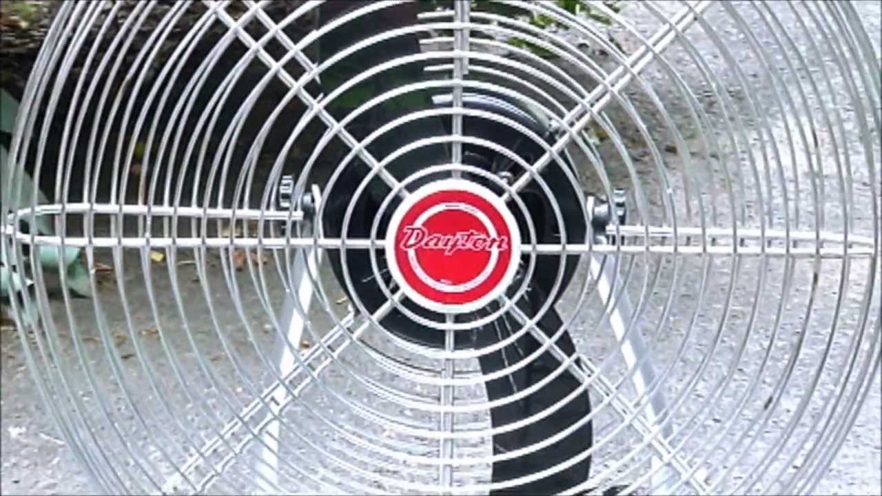 Old 60 S Dayton Floor Fan Youtube