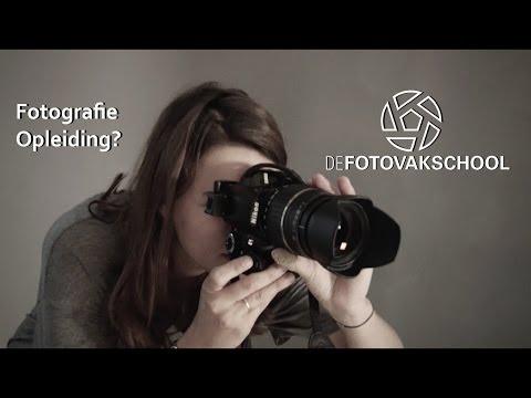 Fotografie Opleiding? De Fotovakschool | Bedrijfsfilm