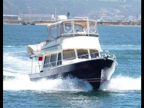 2003 MAINSHIP 400 Trawler - USD 199,900