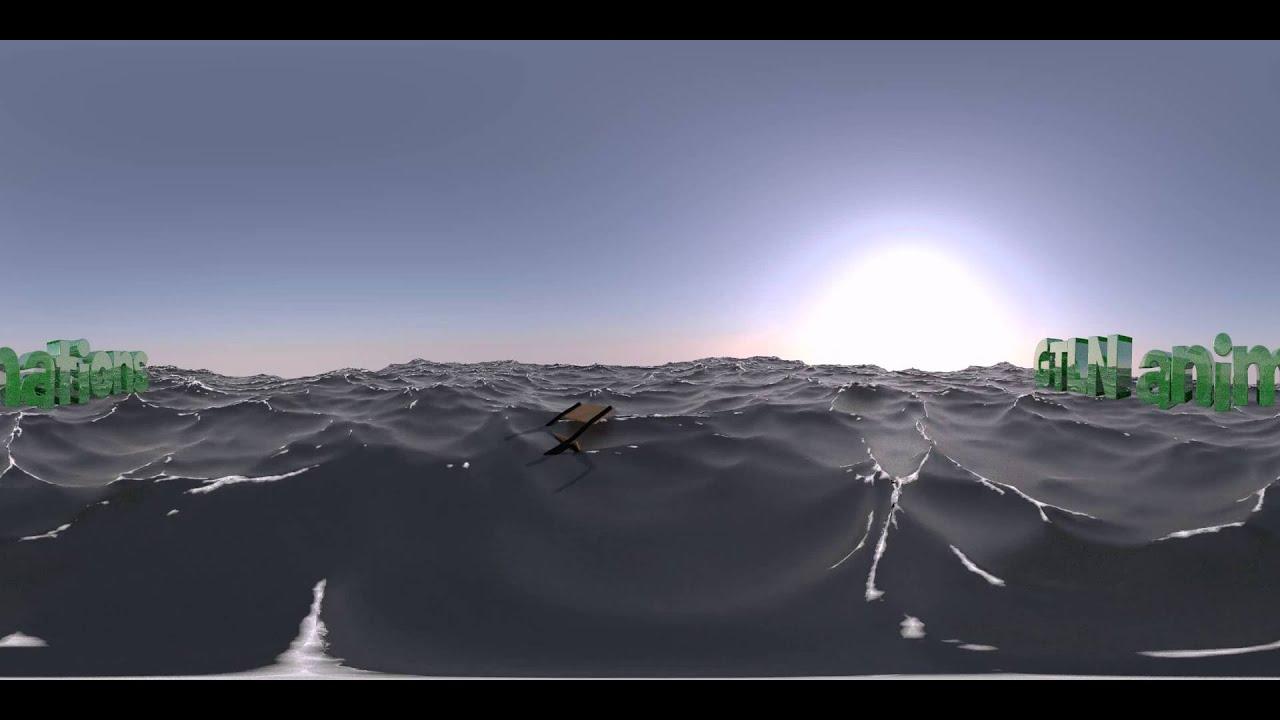 360 video med usel musik :)